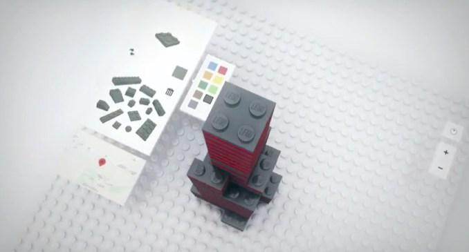 Chrome LEGO