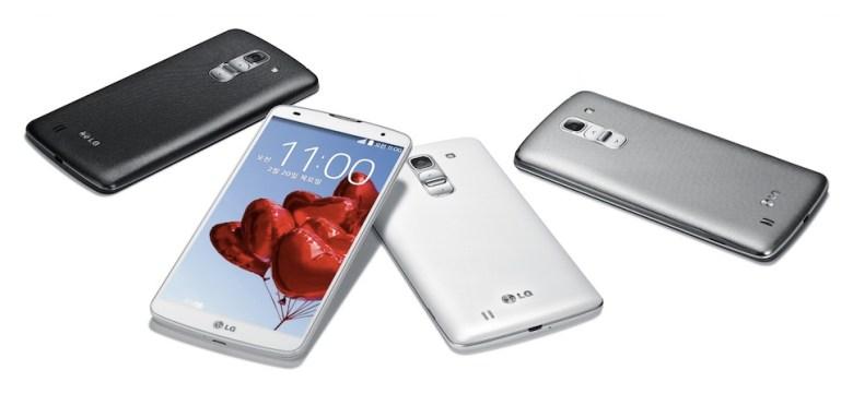 LG G Pro 2 Produktbild
