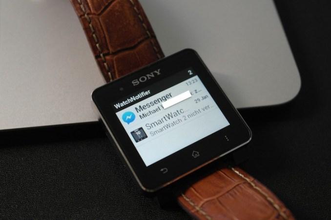 Sony Smartwatch SW2 Test-8