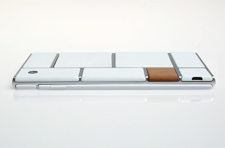 Smartphones modulaires en Andro4all