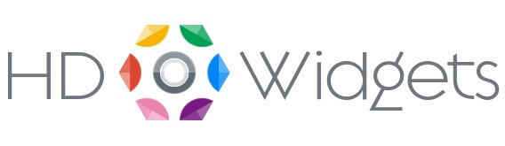 HD Widgets Logo