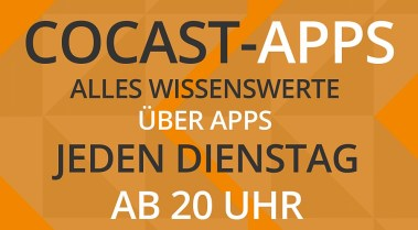 Cocast-Apps