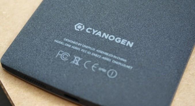 OnePlus Cyanogen Logo