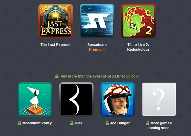 humble mobile bundle 12