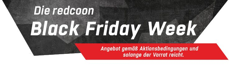 redcoon black friday week