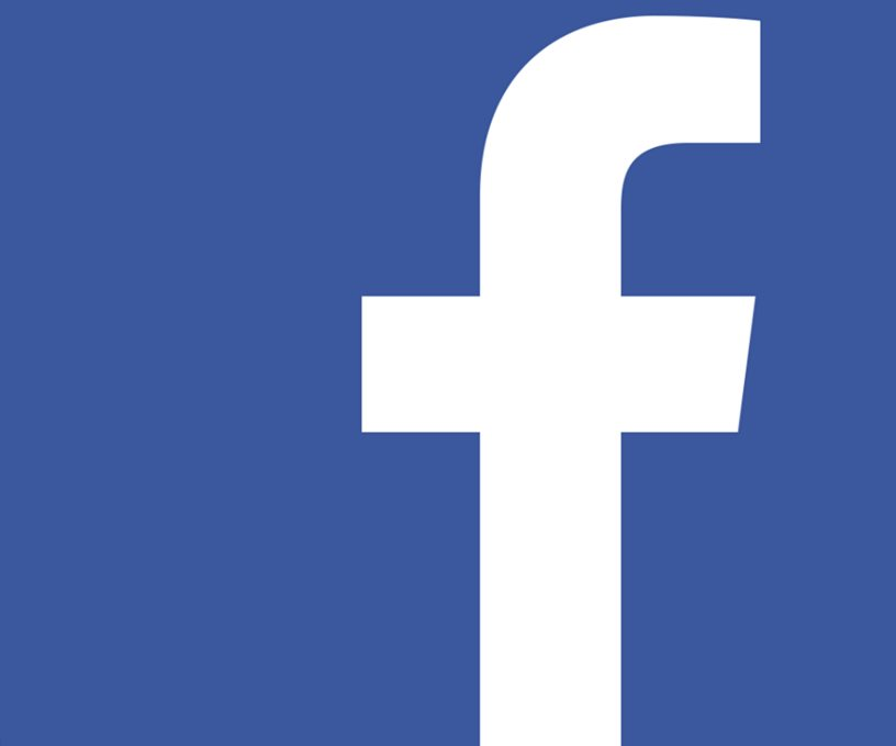 Facebook Logo Header