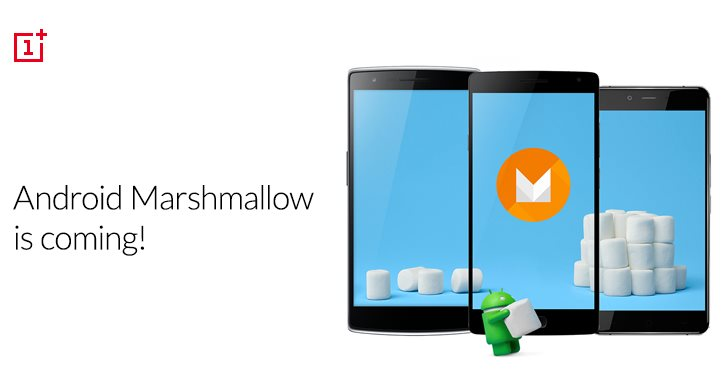 oneplus android marshmallow