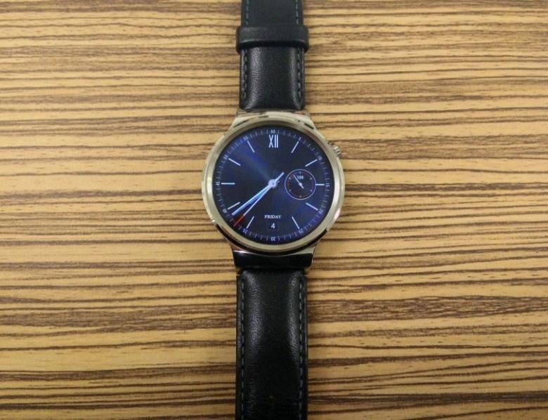 Huwei-Watch-Display