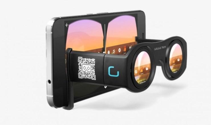 Goggle Tech C1 VR Brille