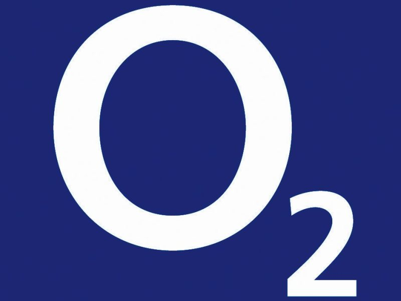 O2 Logo Header