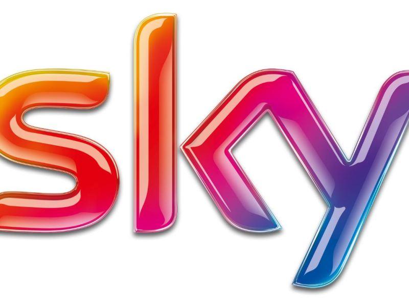 Sky Logo Header