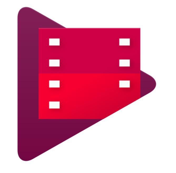 Google Play Movies Filme Serien Logo