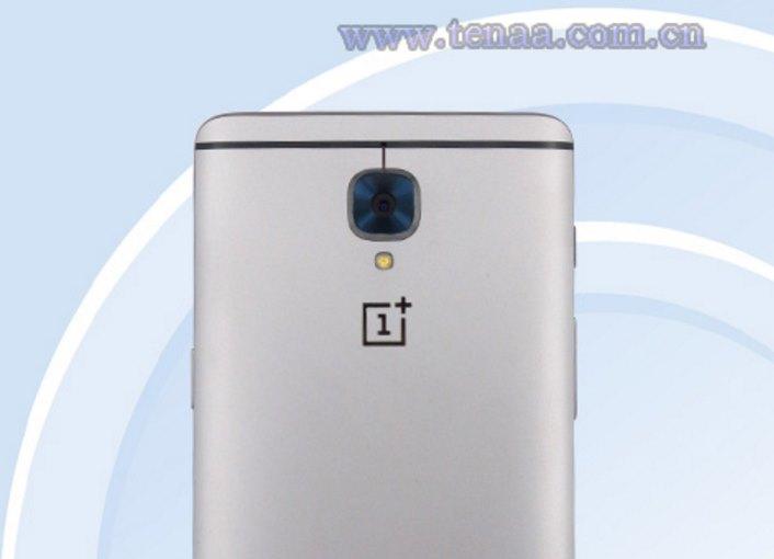 OnePlus 3 Tenaa