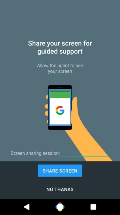 Google Support Leak
