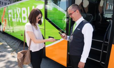 FlixBus Header
