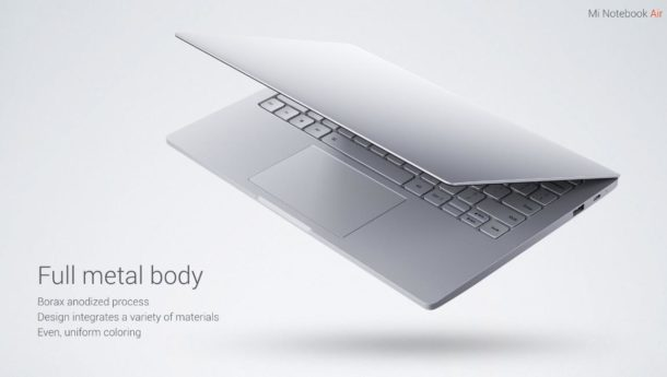 Xiaomi Mi Notebook Air (5)