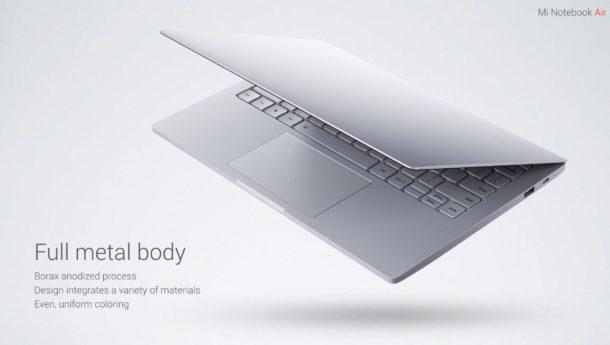 Xiaomi Mi Notebook Air (5)