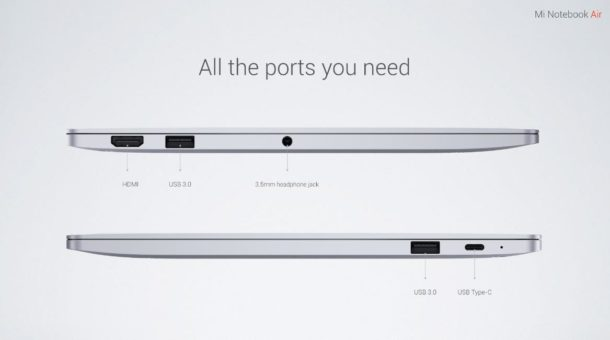 Xiaomi Mi Notebook Air (7)