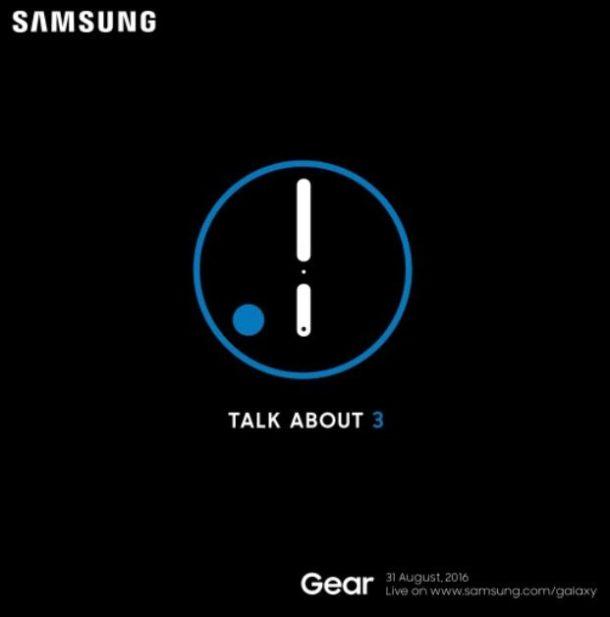 Gear S3 Tizen