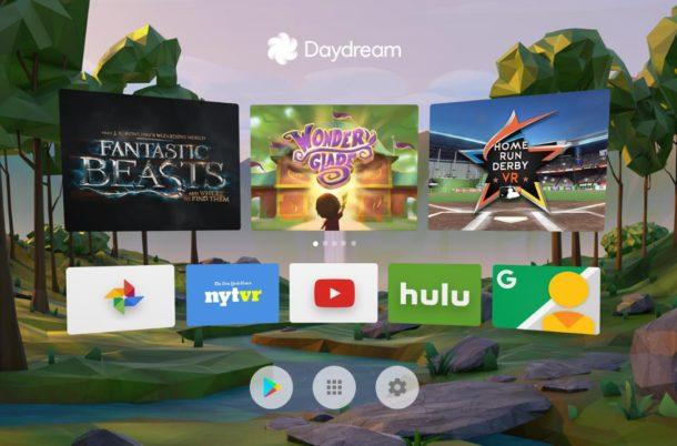 Daydream App