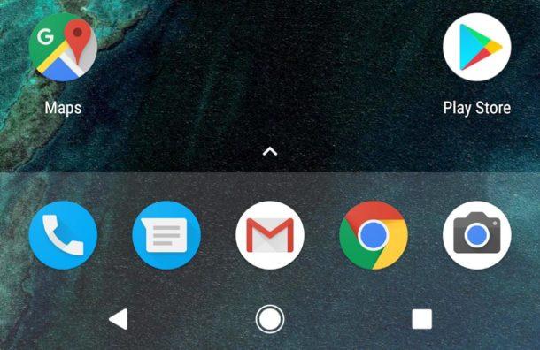 pixel-launcher-runde-icons