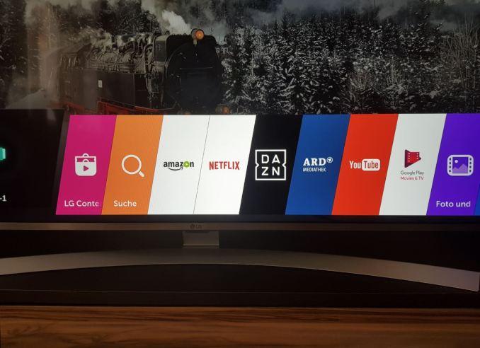 Streaming Dienste Header