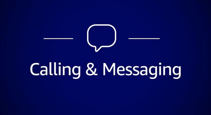 Alexa Calling und Messaging