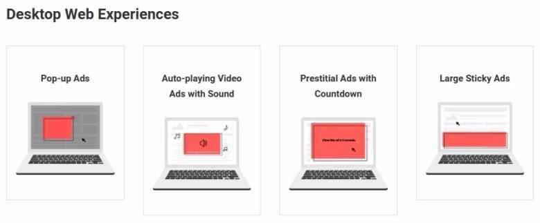 Better Ads Standard Desktop