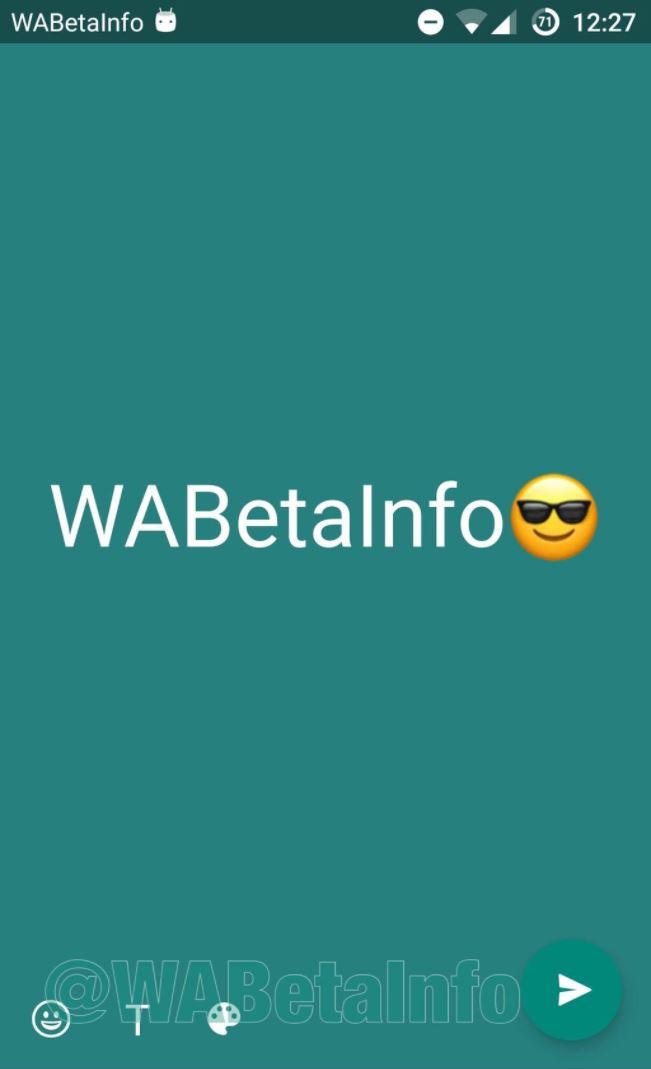 Whatsapp Status Wird Demnächst Erweitert