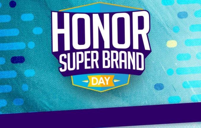 Honor Super Brand Day
