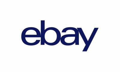 eBay Logo Header