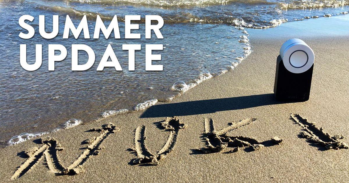 Nuki Summer Update 2017