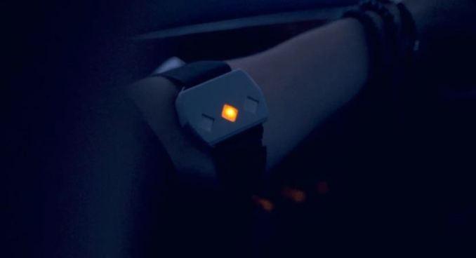 Steer Armband
