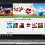 Chromebook mit Google Play Store Header 2017