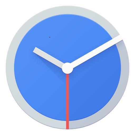 Logo Uhr-App Google