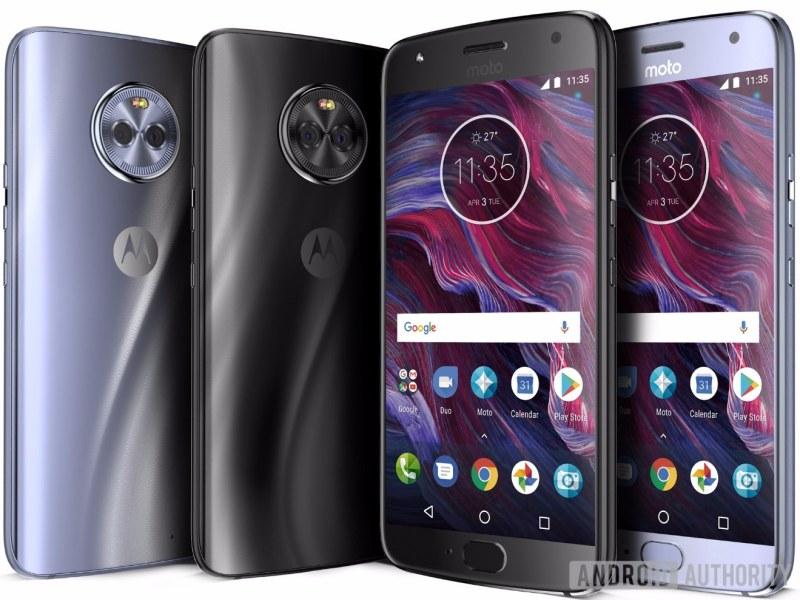 Motorola Moto X4 Leak