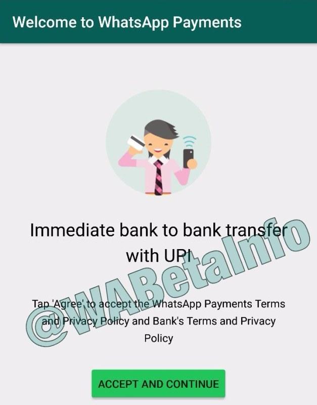 WhatsApp Payments leak