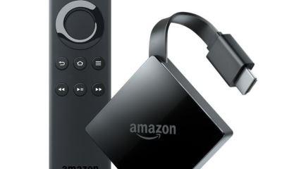 Amazon Fire TV 4k 2017