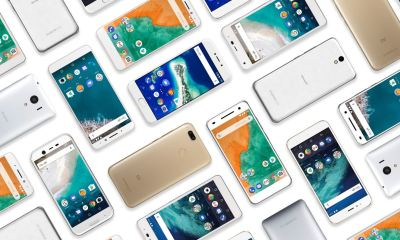 Android One Smartphones Header Header