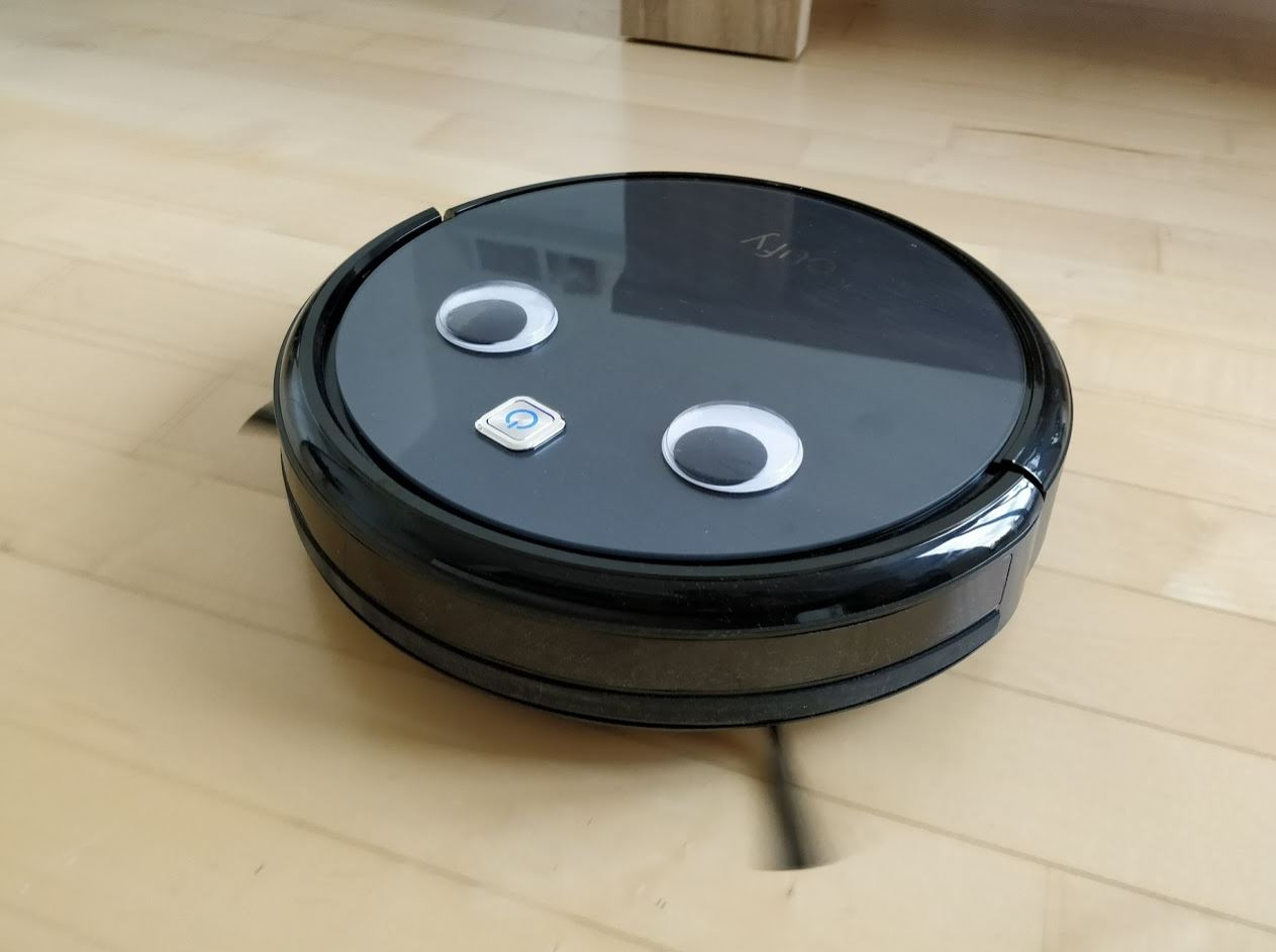 eufy robovac 11 testbericht wie ein saugroboter unser. Black Bedroom Furniture Sets. Home Design Ideas