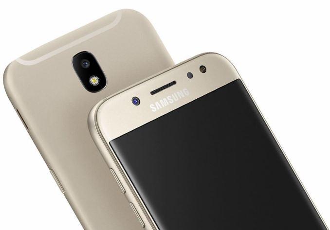 Samsung Galaxy J5 Header