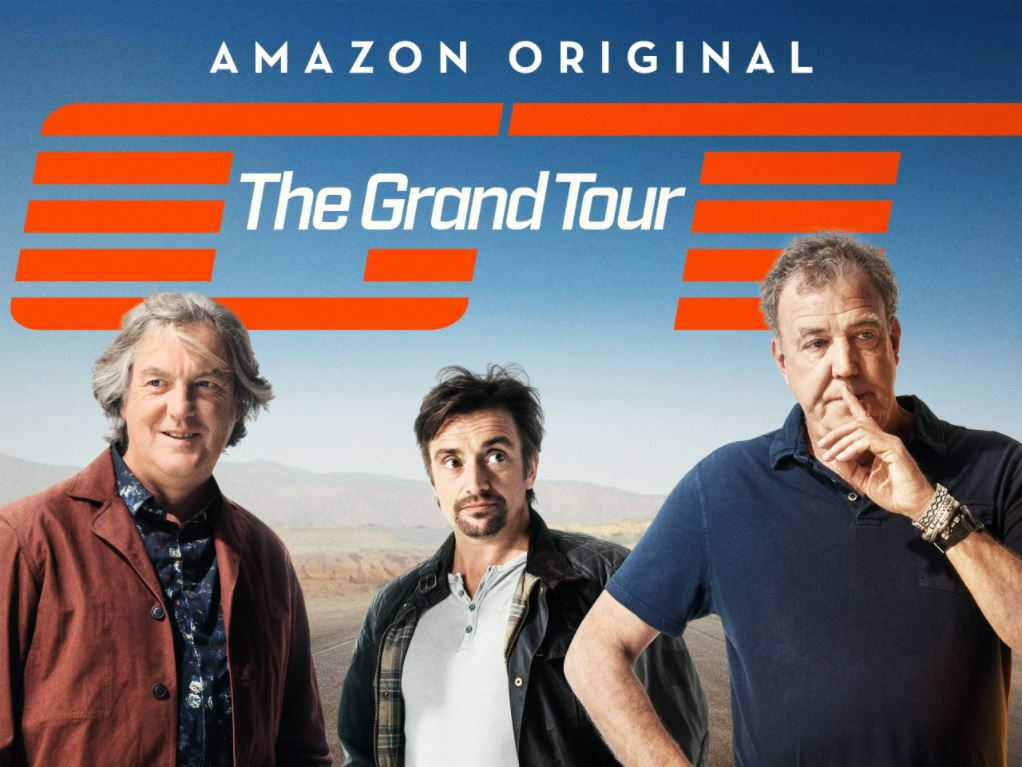 The Grand Tour Header
