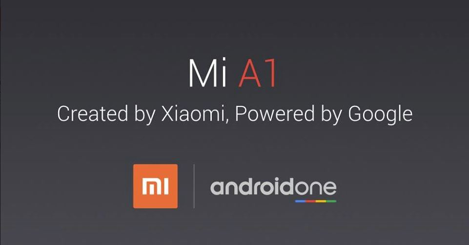 Xiaomi Mi A1 powered by Google