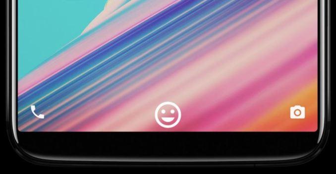 OnePlus 5T Face Unlock
