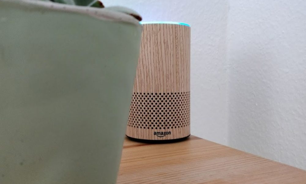 Amazon Echo 2017 Alexa Header