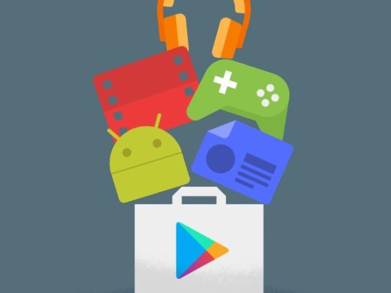 Google Umfrage-App