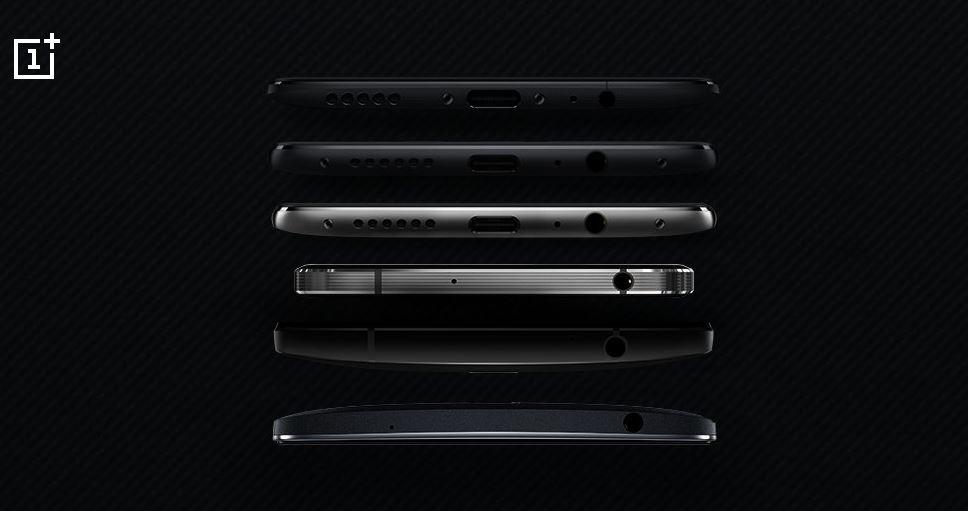 OnePlus 5T Klinke Teaser