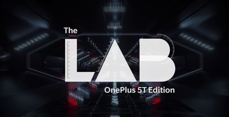 The Lab OnePlus 5T Edition