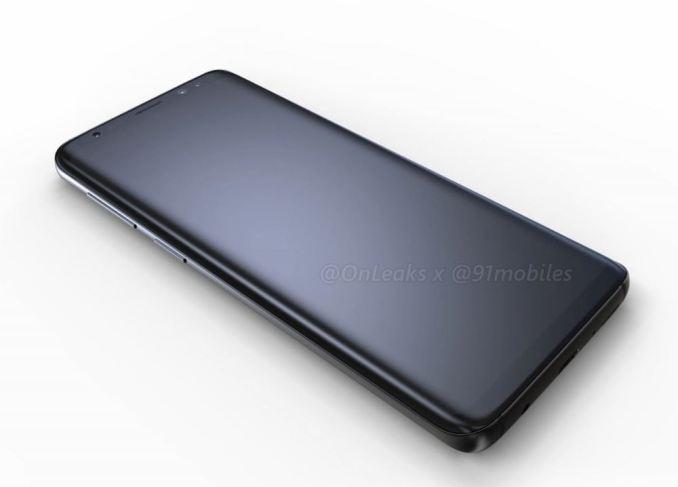 Samsung Galaxy S9 Leak