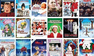 Weihnachtsfilme bei Amazon